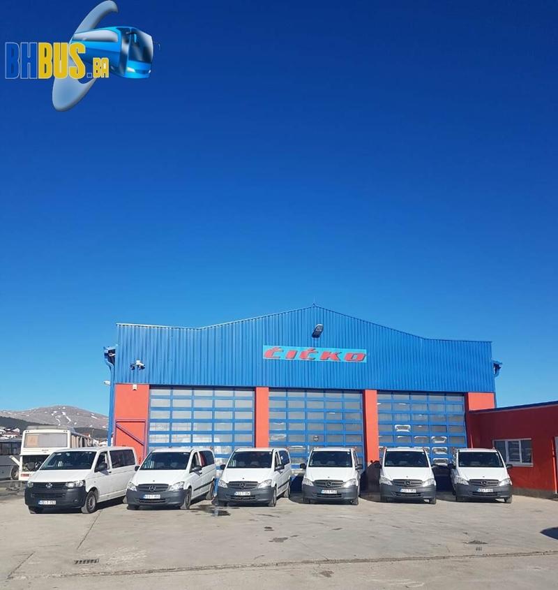 Ćićko Commerce Sa Radom Krenula I Rent A Car Agencija